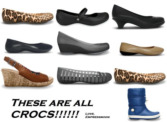 CROC shoes WOMENS CROC shoes